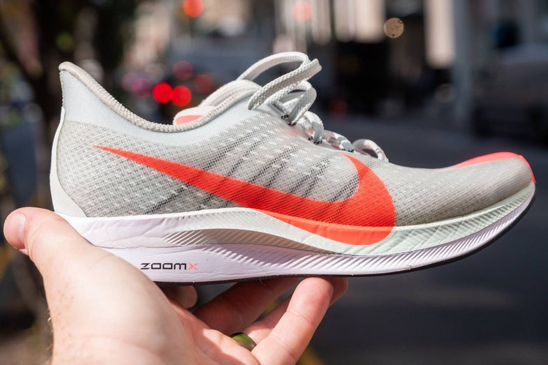 Nike put its energy-returning foam into a shoe you can train in