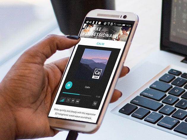 iAwake Pro audio app