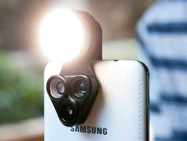 RevolCam Smartphone Lens Kit
