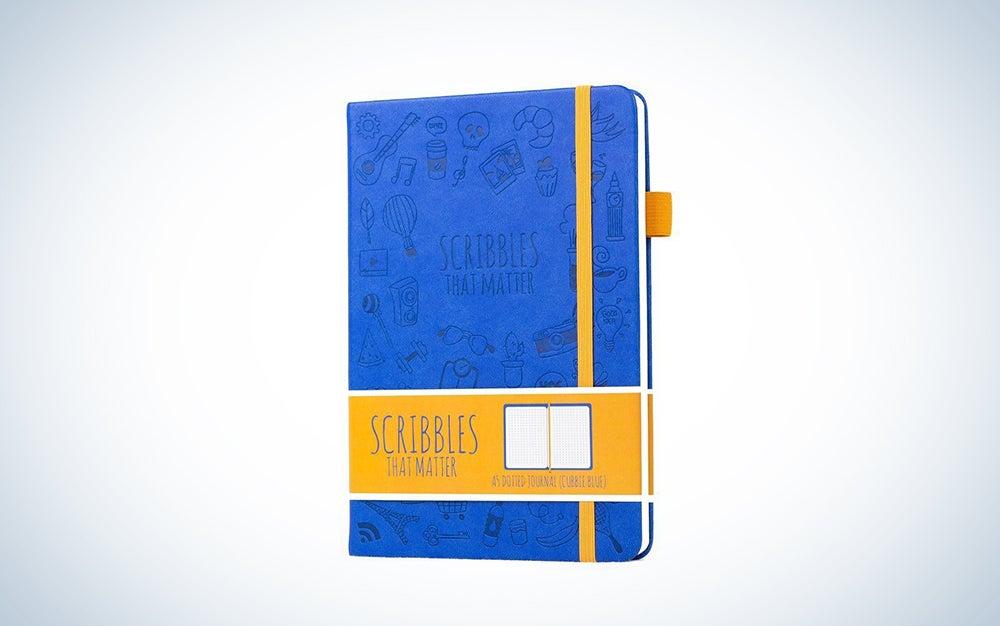 Scribbles That Matter notebook