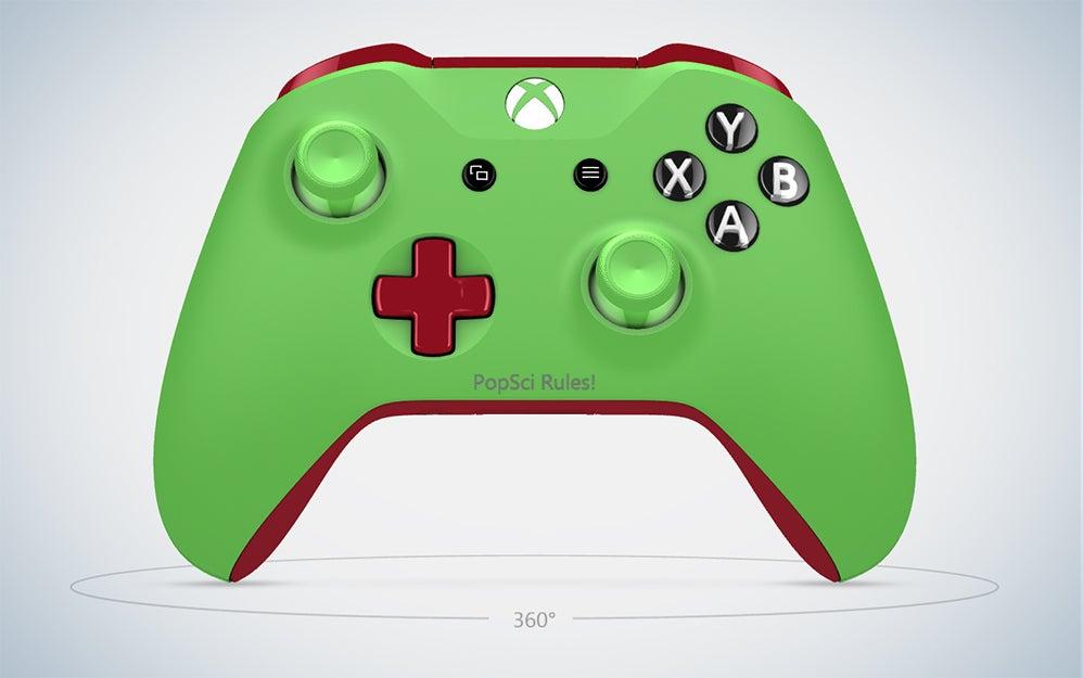 Xbox Design Lab Controller