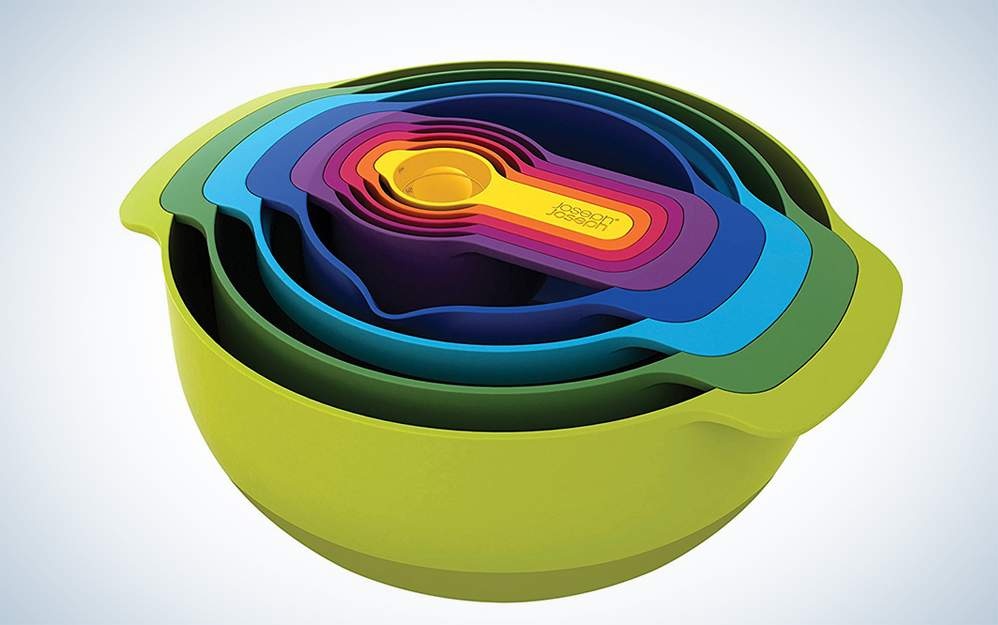 Joseph and Joseph Nesting Bowls