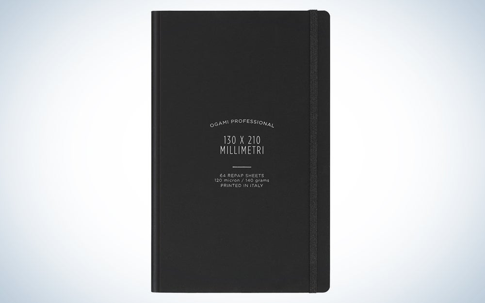 Ogami Repap Stone Paper Hard Cover Notebook 6 x 8