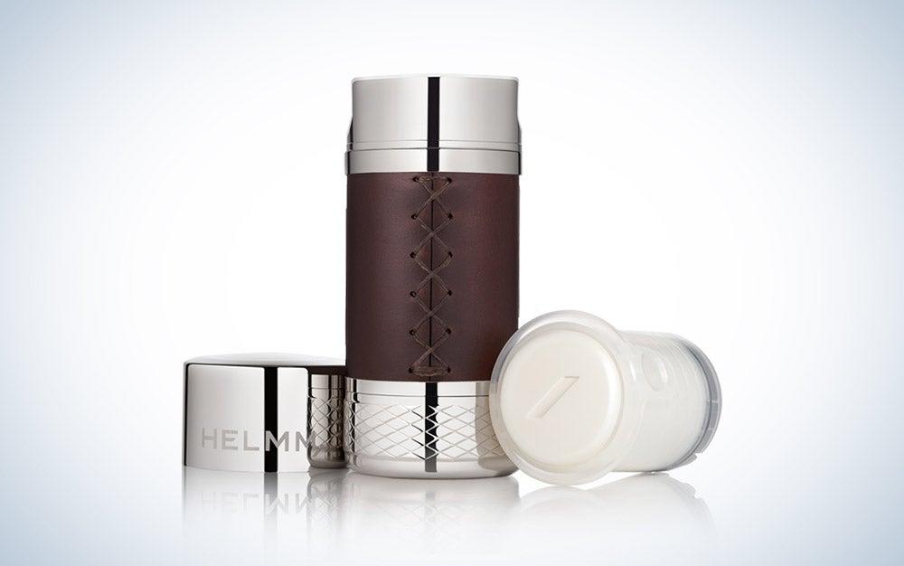 Helmm reusable deodorant stick