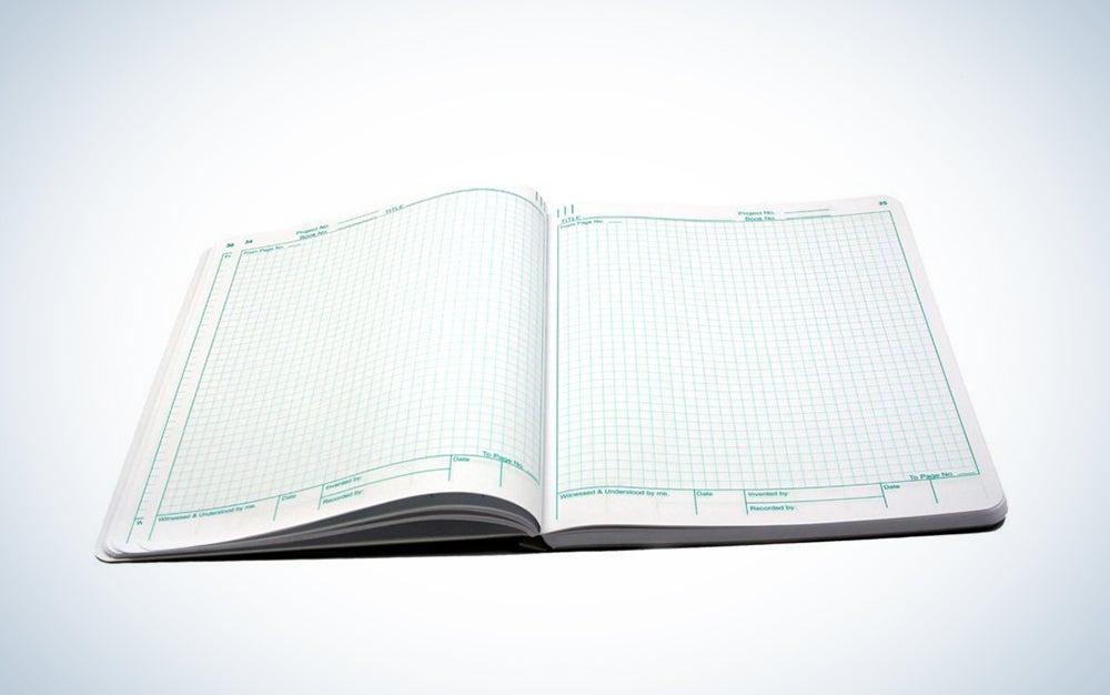 Scientific Notebook Company Research Laboratory Notebook