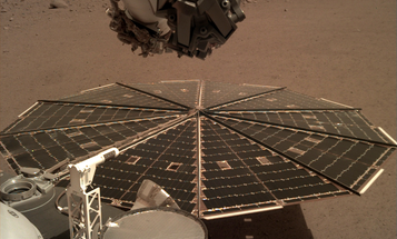 Listen to the very first sounds recorded on Mars