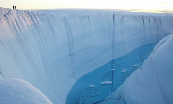 Greenland is melting much faster than we thought