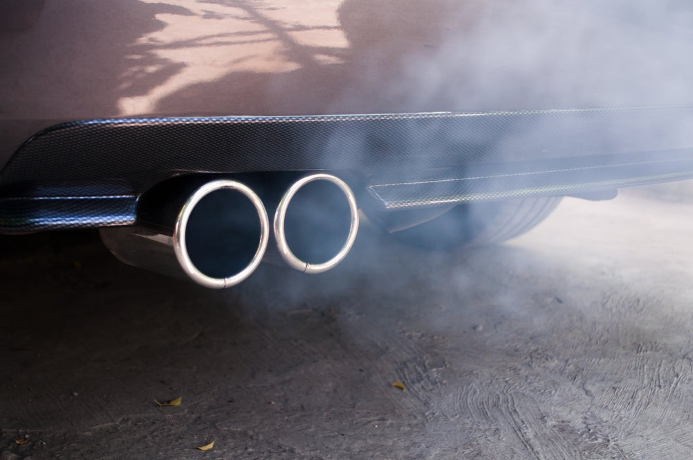 Tailpipe emissions rising again carbon dioxide climate change