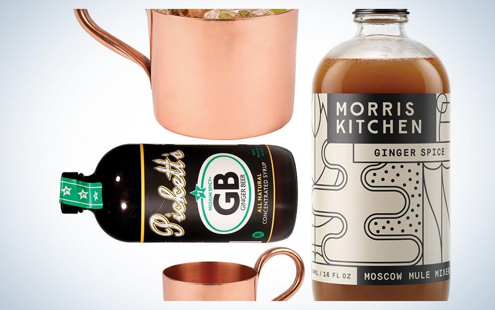A twee cocktail kit
