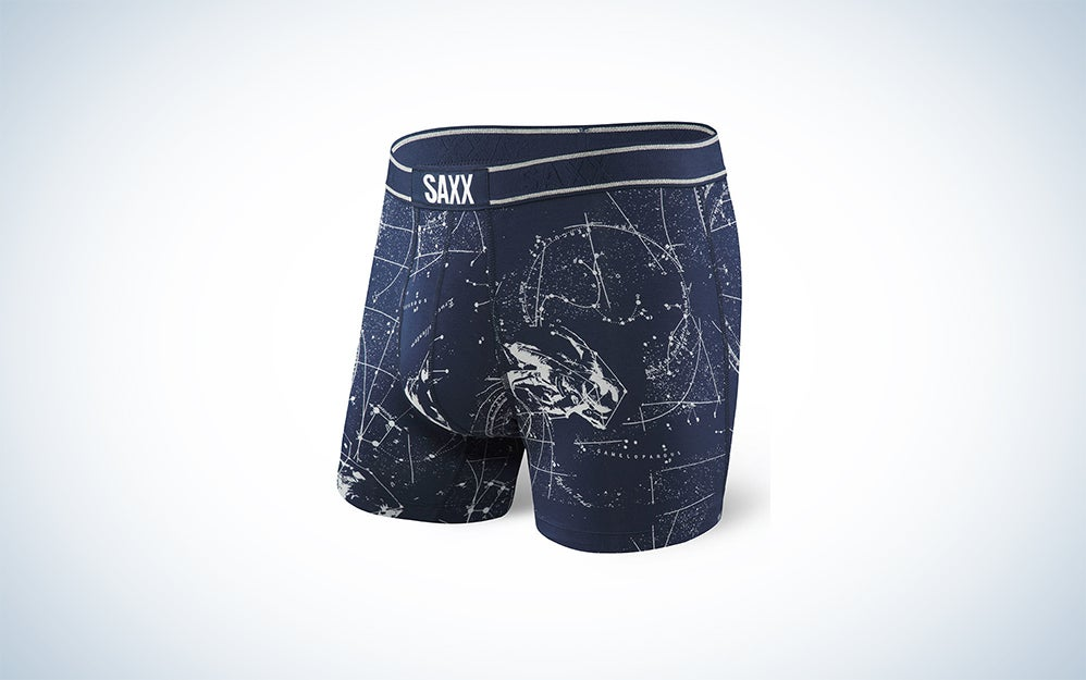 a pair of boxers