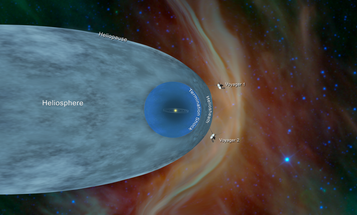 Voyager 2 can finally probe the rarified plasma surrounding our solar system
