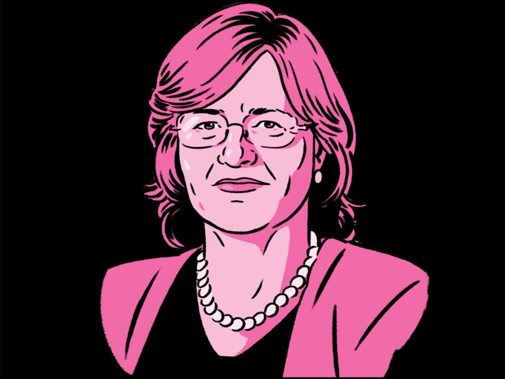 Seismologist Lucy Jones