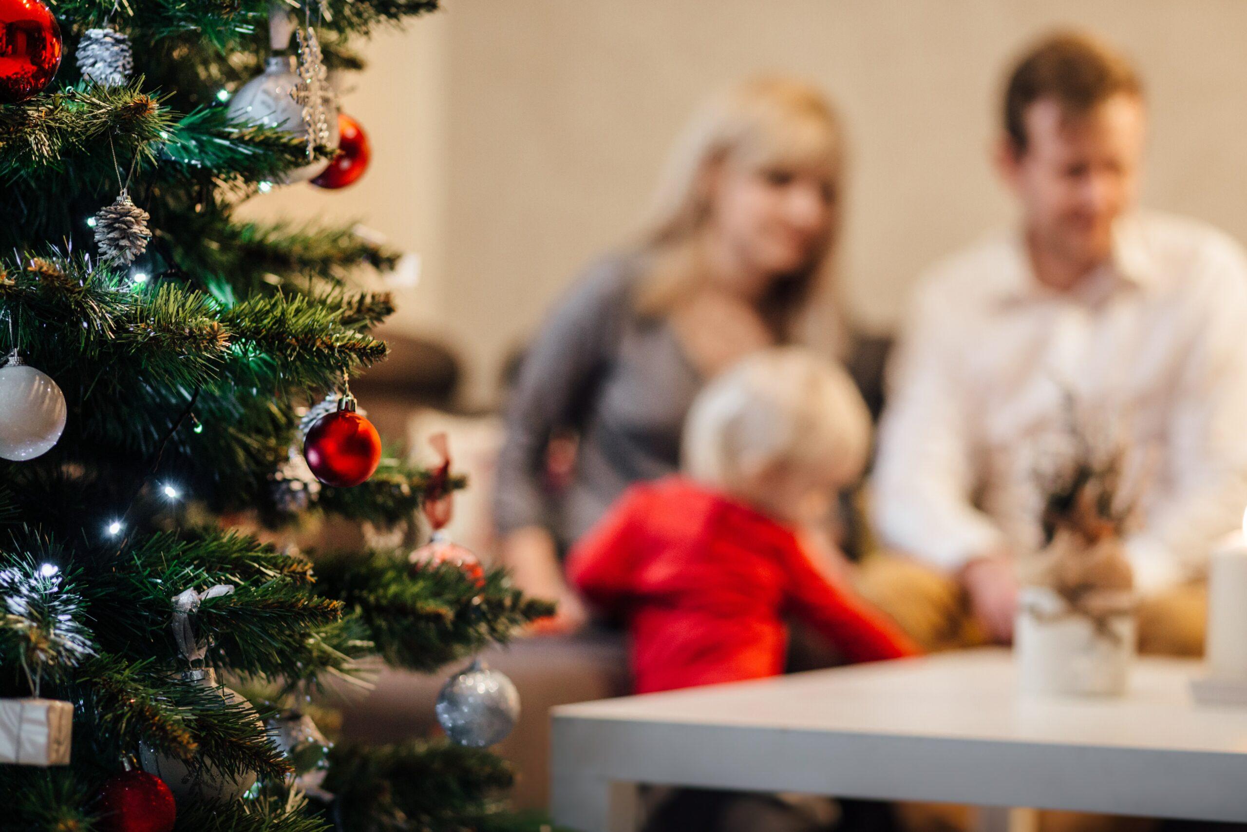christmas holiday family