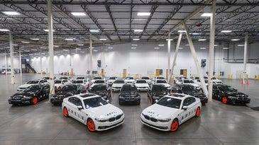 self-driving cars