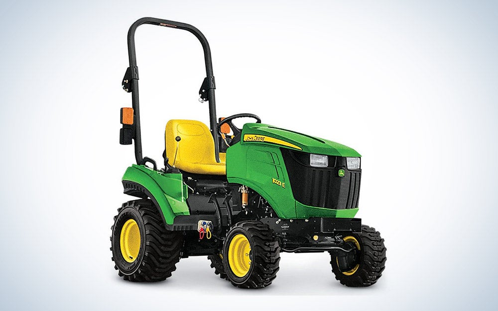 John Deere Tractor 1023E