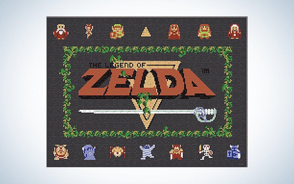 The Legend of Zelda: Classic puzzle
