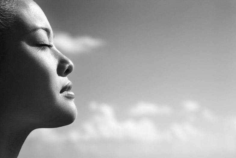 Too impatient to meditate? A mild shock to the scalp could help.