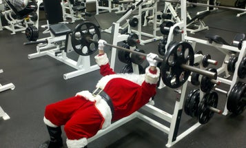 How to work out at your parents' house this holiday season