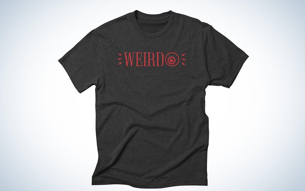 Popular Science Podcast T-Shirt Weirdest Thing
