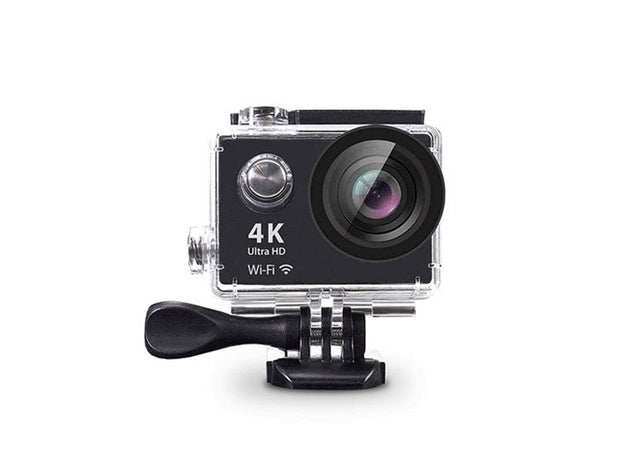 4K Ultra HD Action Cam