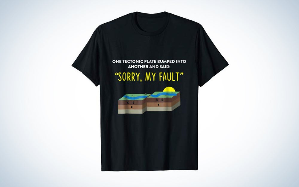 Sorry, My Fault