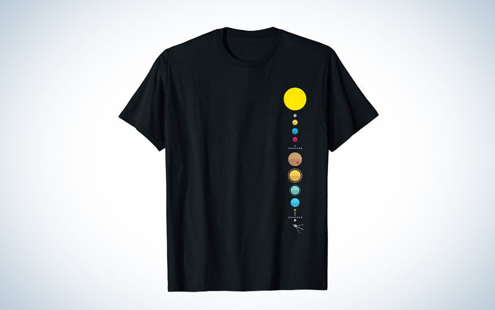 Minimalist Solar System