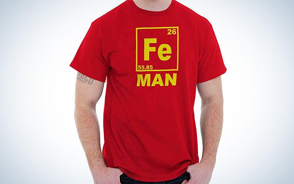 Fe Iron Man shirt