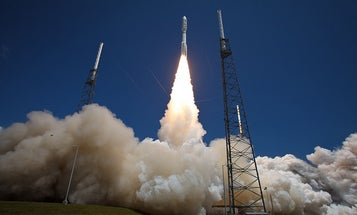 Four rocket launches in 24 hours turned into three in three days, because space is hard