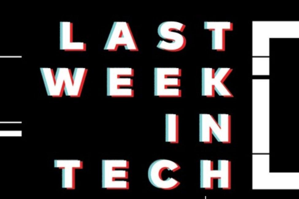 Last week in tech: new iPhones