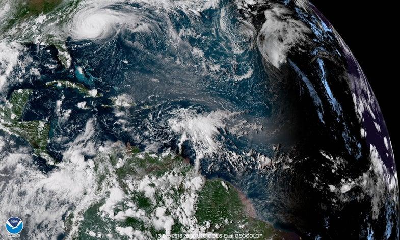 noaa hurricane florence