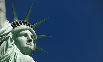 The weirdest things we learned this week: Lady Liberty's big secret, the ultimate exercise hack, and a penis in a bottle