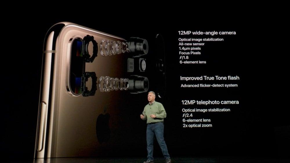 iPhone camera hardware