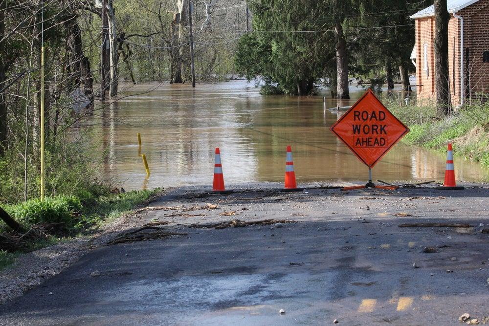 Climate change extreme rain Northeast