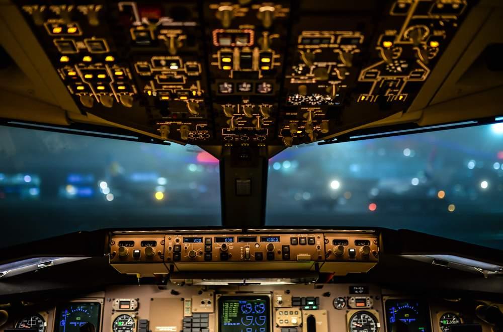 Cockpit plane controls