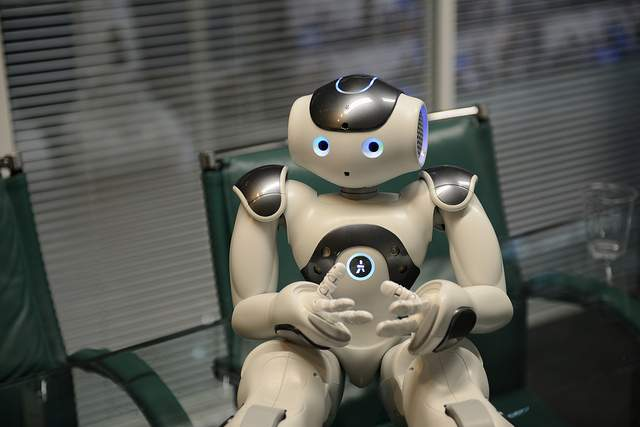 Humans have a hard time 'killing' robots, especially when they beg for their lives