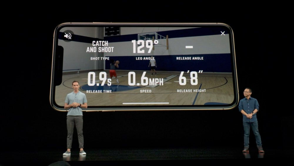 Basketball AR