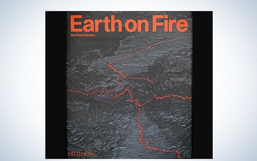 Earth On Fire: How Volcanoes Shape Our Planet by Angelika Jung-Huettl