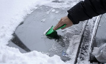 The right and wrong ways to clear ice and snow from your car