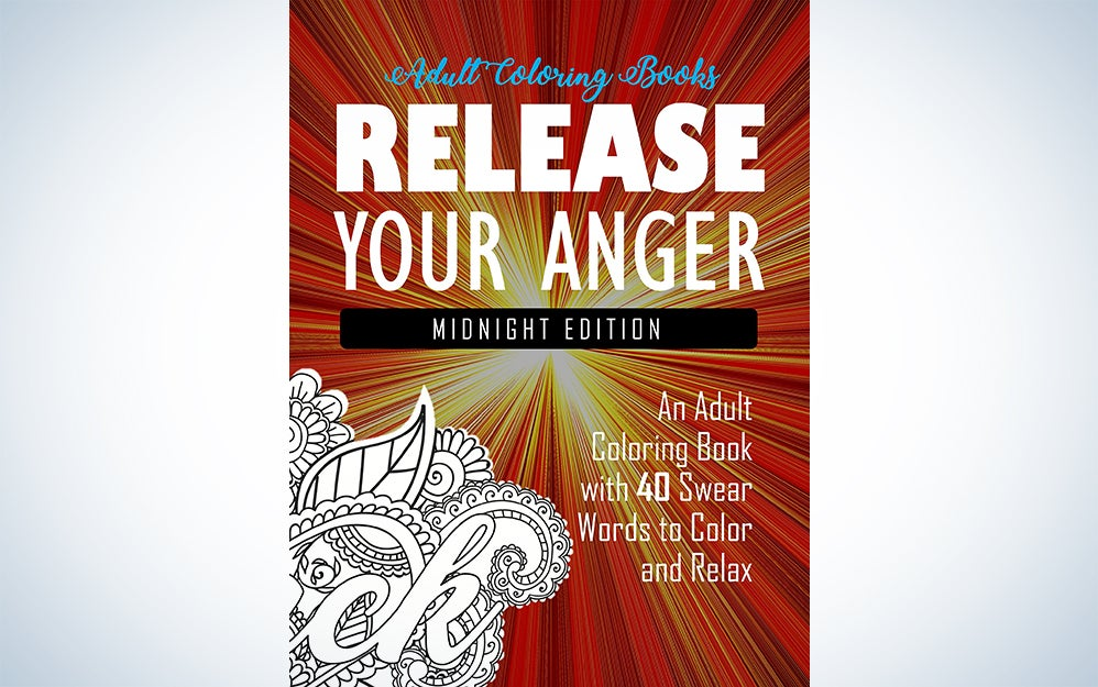Release your anger book