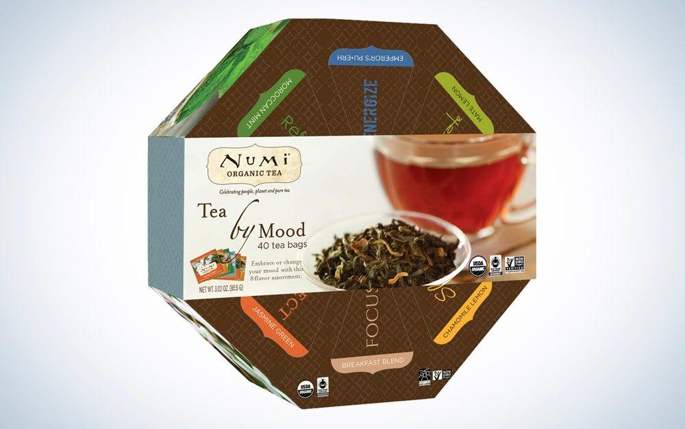 Numi Organic Tea By Mood Gift Set