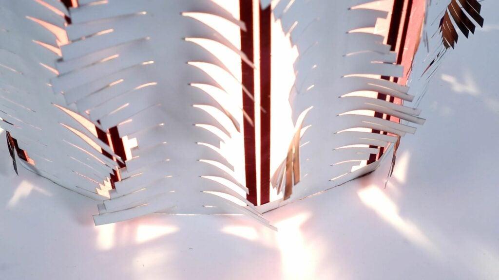 Designtex Steelcase Active Textile design responsive material 4D printing