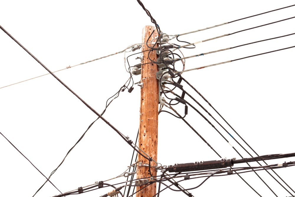 Why don't we put power lines underground?