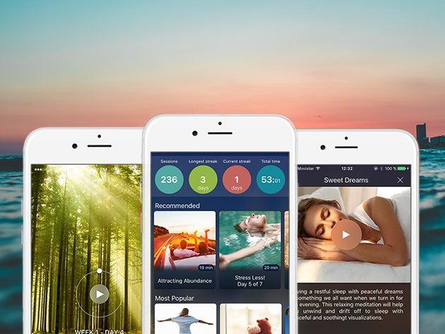 Breethe Meditation & Sleep: Lifetime Subscription