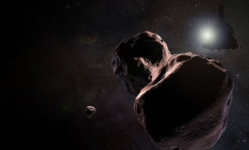 Watch live as NASA spends New Year's Eve exploring the mysterious outer regions of our solar system