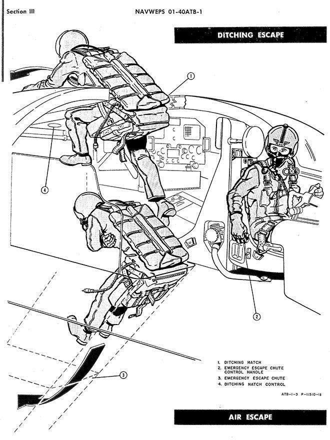 ejection slide