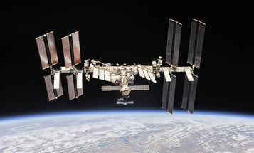The mystery of the ISS hole just got even weirder