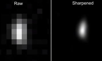 It's official: NASA's New Horizons spacecraft has made history