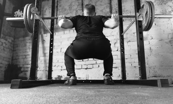 What muscles do squats work?