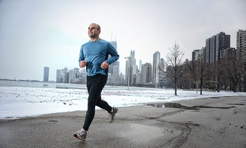Measuring the vibrations of runners' strides could help prevent muscle injuries