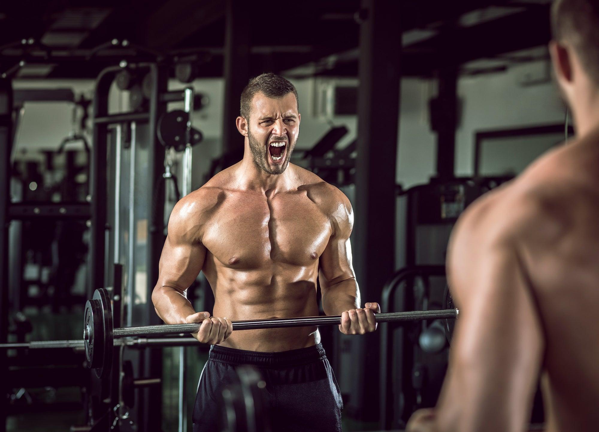 weight lifting bro